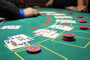 Blackjack Table Rental Vancouver