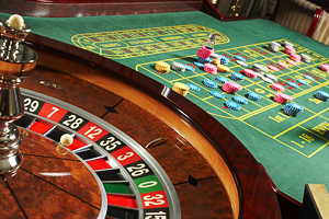 Roulette Table Rental Vancouver